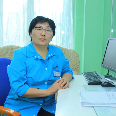 наши специалитсы медсестра ФТК Тайбагарова Турсынхан Токтасыновна