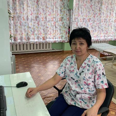 Кубашева Гульнар Бельгожаевна